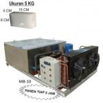 Jual Mesin Pembuat Es Balok (ice block machine) di Blitar