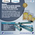 Jual Mesin Sealer Plastik Hand Sealer di Blitar
