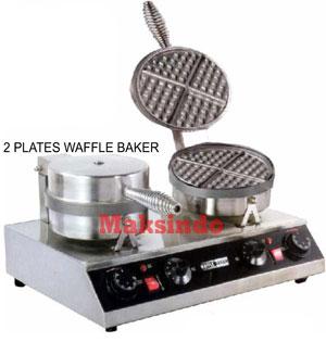 Mesin Waffle Iron/Baker WB-2H