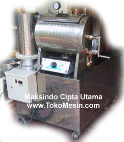 Mesin Vacuum Frying Kapasitas 3.5 kg