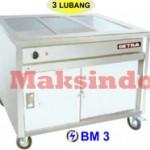 Jual Bain Marie Counter (Mesin Penghangat dan Pemajang Makanan Siap Saji) – TABLE di Blitar