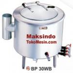 Gas Boiling Pan