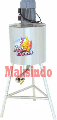 Mesin Ice Cream Expansion