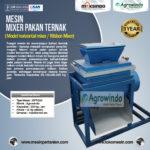 Jual Mesin Mixer Tepung Vertikal di Blitar