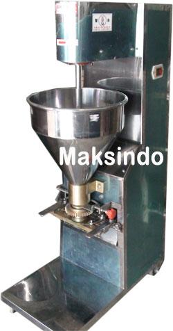 Mesin Pencetak Bakso Mini Sangat Hemat Listrik