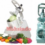 Jual Mesin Perajang Sayur Buah (fruit vegetable cutter) di Blitar