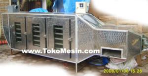 mesin oven pengering serbaguna (stainless-gas) 10 tokomesin blitar