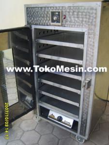 mesin oven pengering serbaguna (stainless-gas) 6 tokomesin blitar