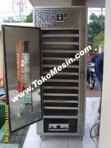 mesin oven pengering serbaguna (stainless-gas) 8 tokomesin blitar