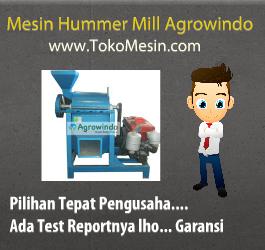 mesin penepung serbaguna hammer mill 2 tokomesin blitar