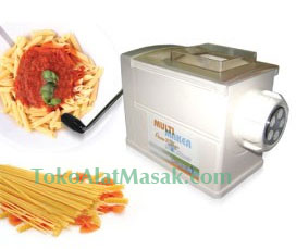 Alat Pasta Maker dan Daging Giling Mini