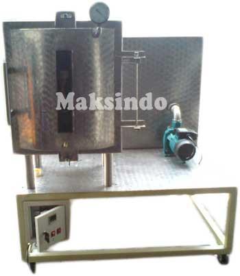 Mesin Vacuum Drying