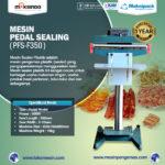 Jual Mesin Sealer Plastik Pedal Sealer di Blitar