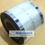 Plastik Lid Cup Untuk Cup Sealer
