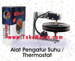 Thermostat Mesin Tetas Telur