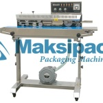 mesin continous sealer with gas FRMQ-980 C