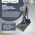Jual Mesin Adonan Bakso (Cut Bowl / Silent Cutter / Fine Cutter) di Blitar