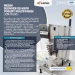 Jual Mesin Bain Marie Penghangat Makanan (EBM Type) di Blitar