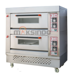 Jual Mesin Oven Roti Gas 1 Loyang (MKS-RS11) di Blitar