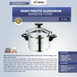 Jual Panci Presto Alumunium 7 -135 Liter di Blitar
