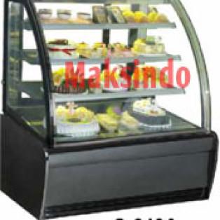 Jual Mesin Cake Showcase (Cooler Pemajang Kue) di Blitar