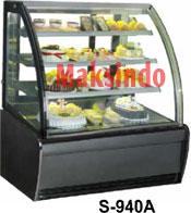 mesin cake showcase 3 tokomesin blitar