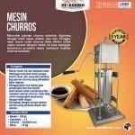 Jual Mesin Pencetak Churros (Spanyol) di Blitar