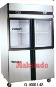 mesin combi cooler freezer 2 tokomesin blitar