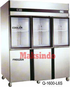 mesin combi cooler freezer 3 tokomesin blitar