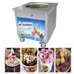 Jual Mesin Fry Ice Cream (Es Krim Roll Goreng) di Blitar