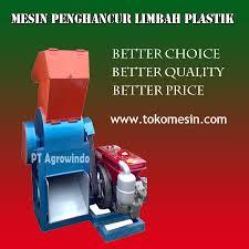 mesin penghancur plastik 2 tokomesin blitar
