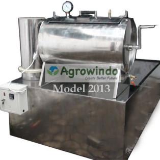 Jual Mesin Vacuum Frying Kapasitas 3.5 kg Untuk Keripik Buah di Blitar