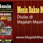 Jual Paket Mesin Pembuat Bakso Maksindo Terbaru di Blitar