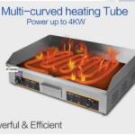 Jual Mesin Pemanggang Griddle (listrik) – EEG820 di Blitar