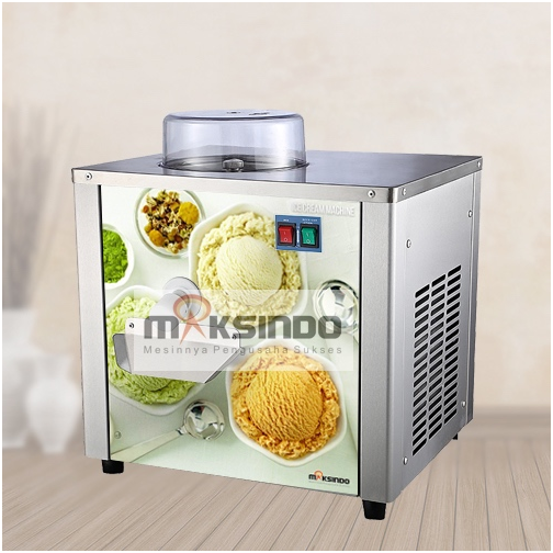 Mesin Hard Ice Cream (Italia Compressor) - ISC-105 1 tokomesin blitar