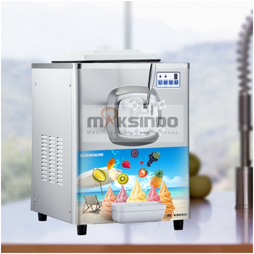 Mesin Soft Ice Cream 1 Kran (Italia Compressor) 1 tokomesin blitar