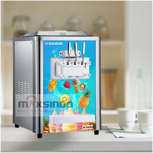 Mesin Soft Ice Cream 3 Kran tokomesin blitar
