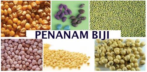Alat Penamam Biji Tanaman (jagung, Kedelai, Kacang, dll) 1 tokomesin blitar