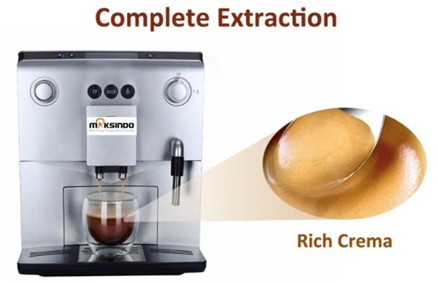 Jual Mesin Kopi Espresso Full Otomatis – MKP60 di Blitar