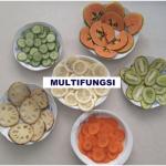 Jual Perajang Manual MULTIFUNGSI Kentang, Singkong dan Sayuran di Blitar