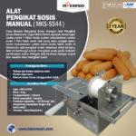 Jual Alat Pengikat Sosis Manual (MKS-SS44) di Blitar