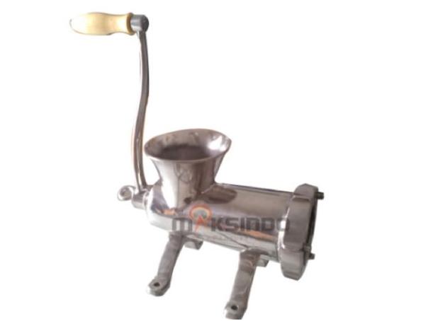 Giling Daging Manual Stainless MKS-SG10 1 tokomesin blitar