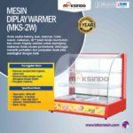Jual Mesin Diplay Warmer (MKS-2W) di Blitar