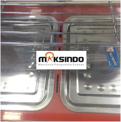 Mesin Diplay Warmer (MKS-2W) 2 tokomesin blitar