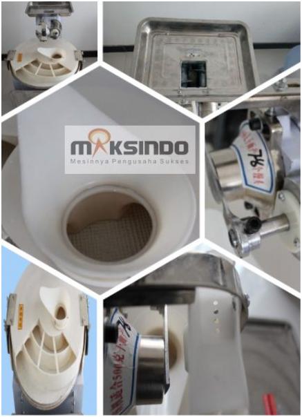 Mesin Pembagi Adonan Bulat (MKS-BA60) 3 tokomesin blitar