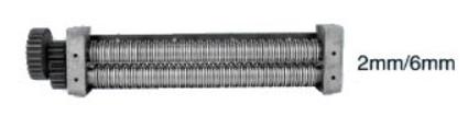Mesin Cetak Mie Industrial (MKS-300) 8 tokomesin blitar