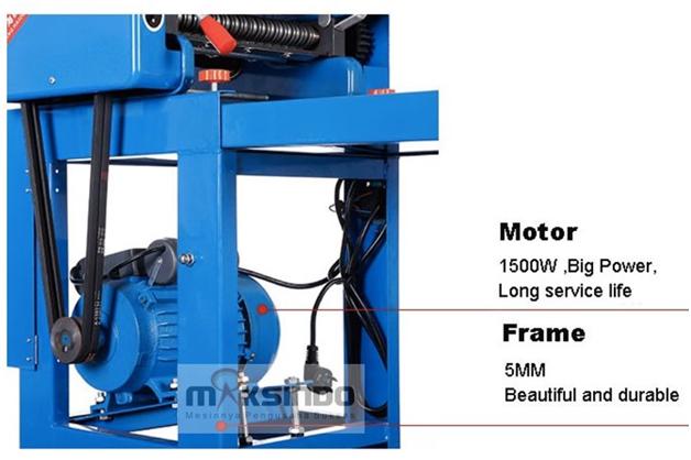 Mesin Cetak Mie Industrial (MKS-500) 6 tokomesin blitar