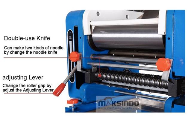 Mesin Cetak Mie Industrial (MKS-500) 7 tokomesin blitar