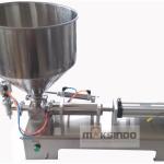 Jual Mesin Filling Cairan dan Pasta – MSP-FL300 di Blitar