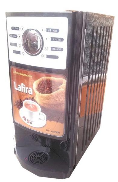 Mesin Kopi Vending LAFIRA (3 Minuman) 5 tokomesin blitar